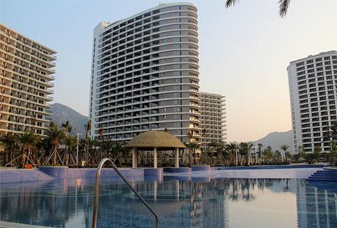 惠东巽寮湾金融街海世界公园度假公寓